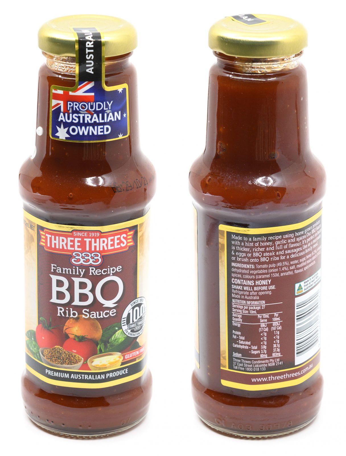 Premium Sauces