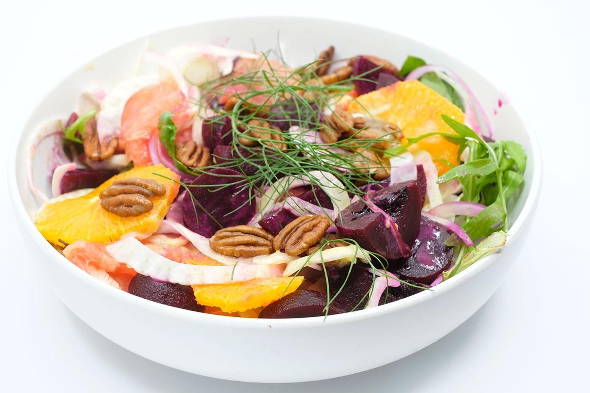 Beetroot & Citrus Salad