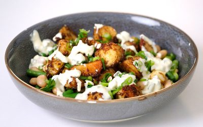 Mightymite Roasted Potato Salad