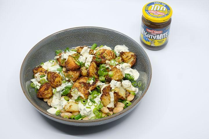 Mightymite Roasted Potato Salad