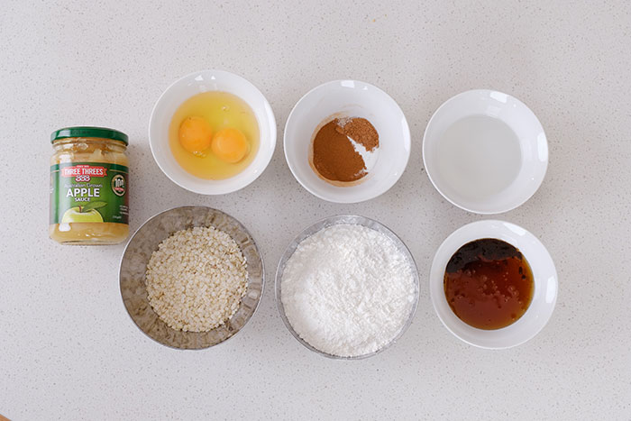 Apple-Muffins-Ingredients