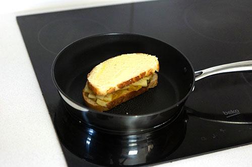 Fry-sandwich