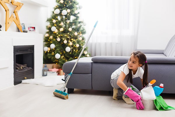 xmas-cleaning